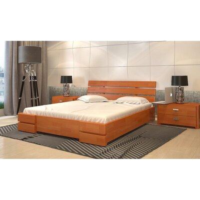 Двуспальная кровать Дали Люкс 160*190 см производства Arbor Drev - главное фото