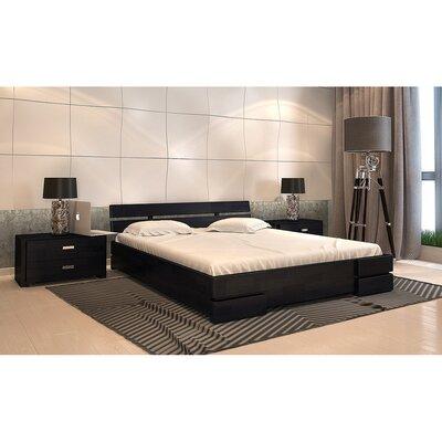 Двуспальная кровать Дали 120*190 см производства Arbor Drev - главное фото