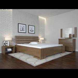 Двуспальная кровать Домино без изножья