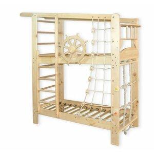 Кровать двухъярусная Капитан