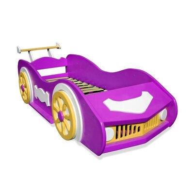 Кровать-машинка Violet
