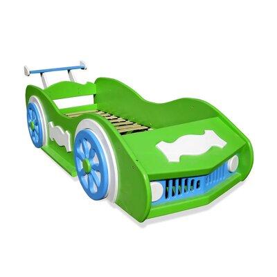 Кровать-машинка Green