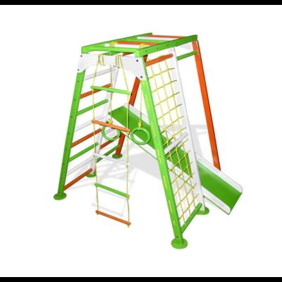 Детский спортивный комплекс Космолет дружба производства Бебиграй  - главное фото