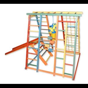 Детский спортивный комплекс для улицы Радуга