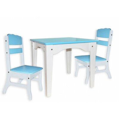 Столик и 2 стульчика Морячек