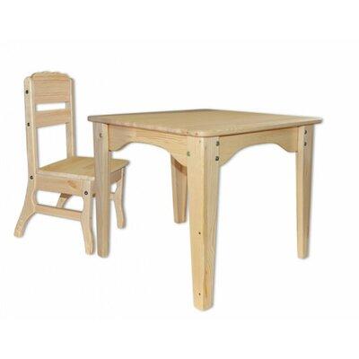 Столик и стульчик из сосны