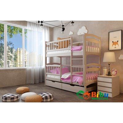 Двухъярусная кровать Карина Люкс 80*190 производства Bibu - главное фото