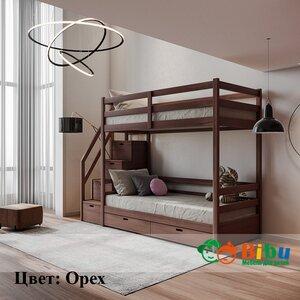 Двухъярусная кровать Кирилл-3 (90*190)
