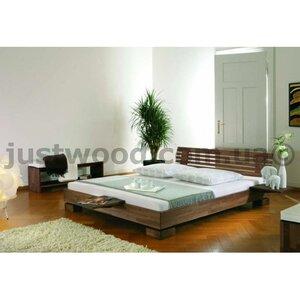 Двуспальная кровать Андре 140*190 см