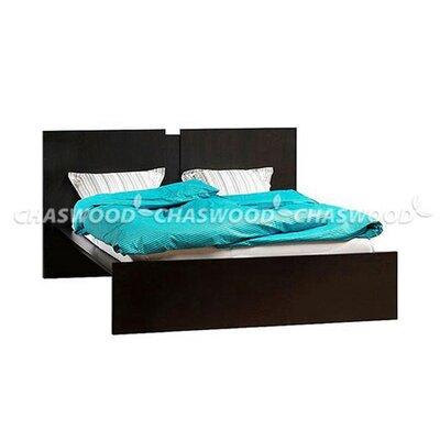 Двуспальная кровать Дуэт 140*190 см производства Chaswood - главное фото