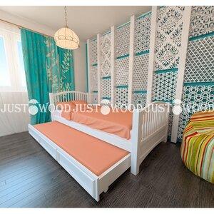 Одноярусная кровать Каролина