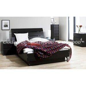 Двуспальная кровать Латте