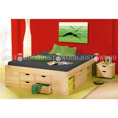 Двуспальная кровать Лето 140*190 см
