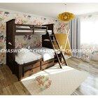 Двухъярусная кровать Аделина 1