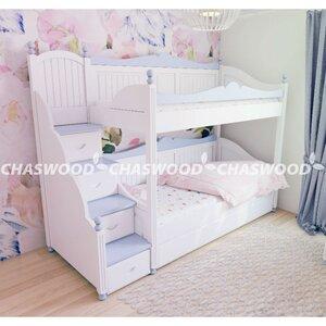 Двухъярусная кровать Алиса