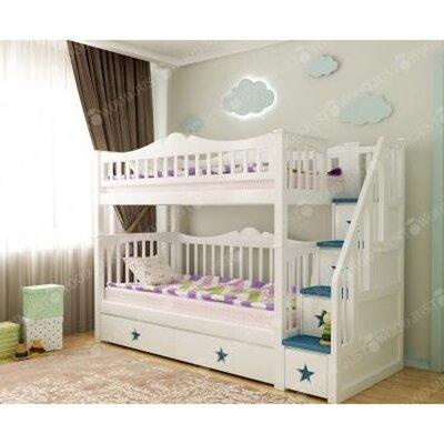 Двухъярусная кровать Ассоль производства JUSTWOOD - главное фото