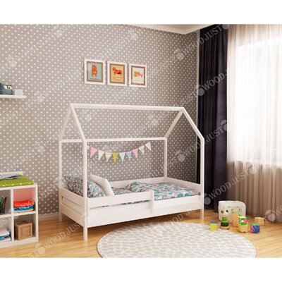 Детская кровать домик Джулия производства JUSTWOOD - главное фото