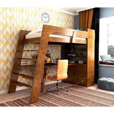 Кровать чердак Норд производства JUSTWOOD - главное фото