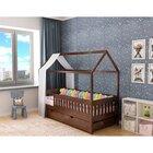 Детская кровать домик София