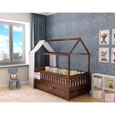 Детская кровать домик София производства JUSTWOOD - главное фото