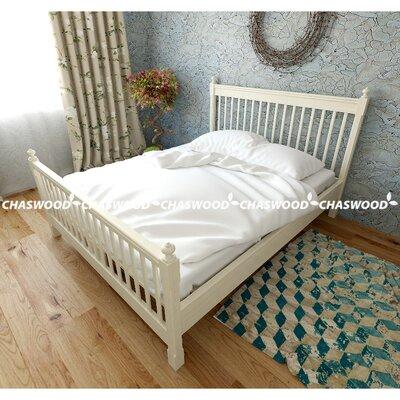 Двуспальная кровать Глория 140*190 см производства Chaswood - главное фото