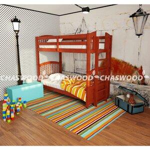 Двухъярусная кровать Карлсон