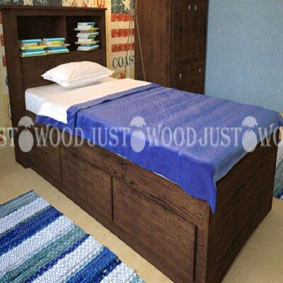 Подростковая кровать Али Баба производства Justwood - главное фото
