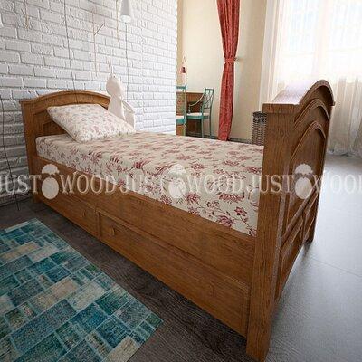 Подростковая кровать Дональд производства JUSTWOOD - главное фото