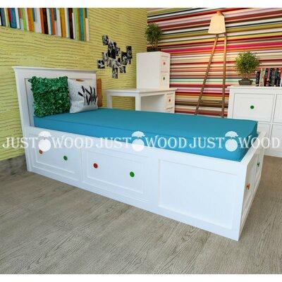 Подростковая кровать Пинокио производства JUSTWOOD - главное фото