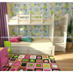 Двухъярусная кровать Саванна +