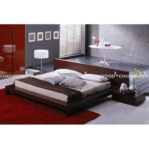 Двуспальная кровать Тишина