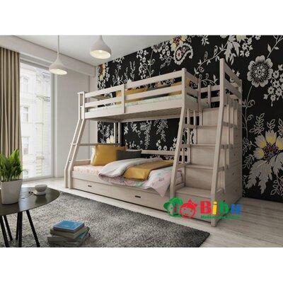 Двухъярусная кровать Джулия Люкс 90/120*190 производства Bibu - главное фото