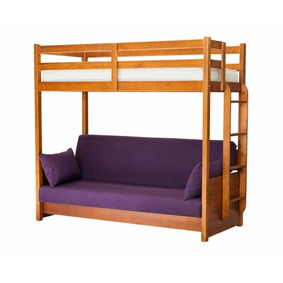 Двухъярусная кровать - диван (80*190)
