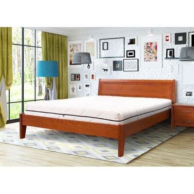 Двуспальная кровать Милтон (160*200, темный венге)