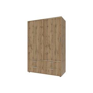 Гардеробный шкаф Честер 135х60х210