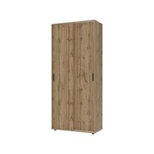 Гардеробный шкаф Честер 90х42х210