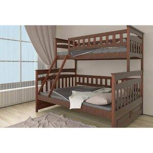 Двухъярусная кровать Русалочка