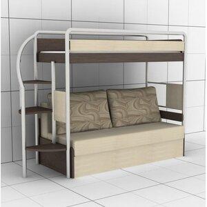 Двухъярусная кровать-диван DJ-L-01