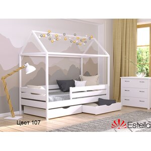 Кровать домик Амми, 80*190