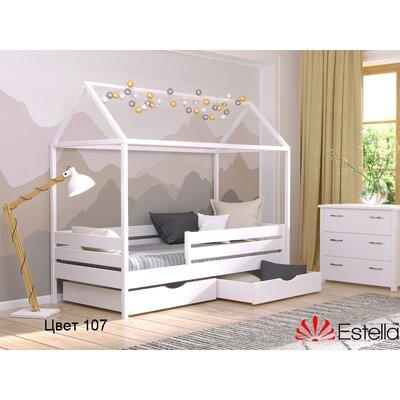 Кровать домик Амми, 80*190 производства Эстелла - главное фото