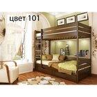Двухъярусная кровать Дуэт Эстелла 80*190см