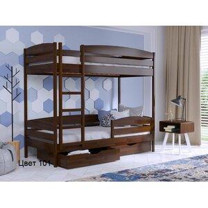 Двухъярусная кровать Дуэт Плюс 80*190, Эстелла