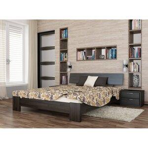 Двуспальная кровать Титан 120*190 см,Эстелла