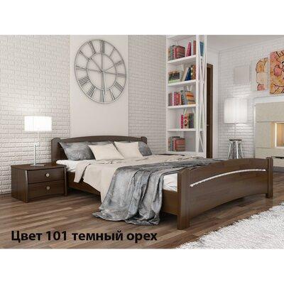 Двуспальная кровать Венеция 120*190 см, Эстелла производства Эстелла - главное фото