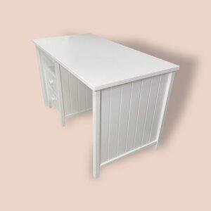 Письменный стол + Тумба FeliFam Classic FC-702W