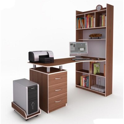 Компьютерный стол - Флеш 35 производства Flashnika - главное фото
