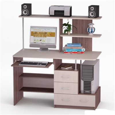 Компьютерный стол LED 65 производства Flashnika - главное фото