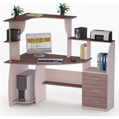Компьютерный стол LED 7 производства Flashnika - главное фото