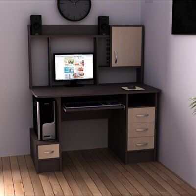 Компьютерный стол Ника 12 производства Flashnika - главное фото