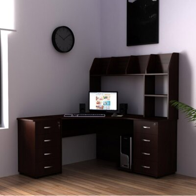 Компьютерный стол Ника 9 производства Flashnika - главное фото